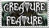 -Creature Feature Stamp- by Semisweetstamps