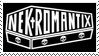 -Nekromantix Stamp- by Semisweetstamps