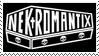 -Nekromantix Stamp- by Semisweetstamps