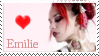 -Emilie Autumn Stamp- by Semisweetstamps
