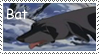 Bat stamp by RedSlashwolf