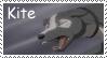 Kite Stamp by RedSlashwolf
