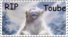 RIP Toube Stamp by RedSlashwolf