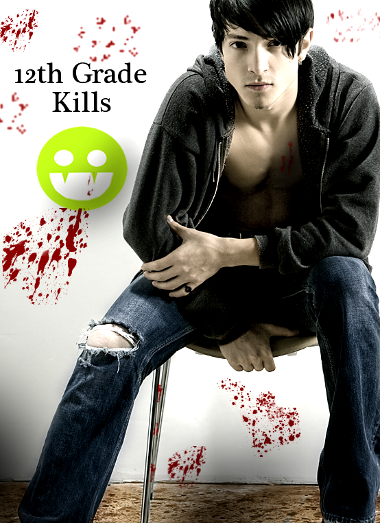 12th Twelfth Grade Kills - Heather Brewer (Hardcover) Vladimir Tod Book 5