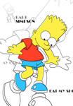 Bart Simpson O_o