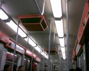 The Rome Metro Design by dantealighieri