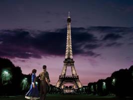 Bioshock Infinite Eiffel Tower Mod by MarkDG