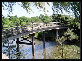 The Bridge To Japan by Aeires