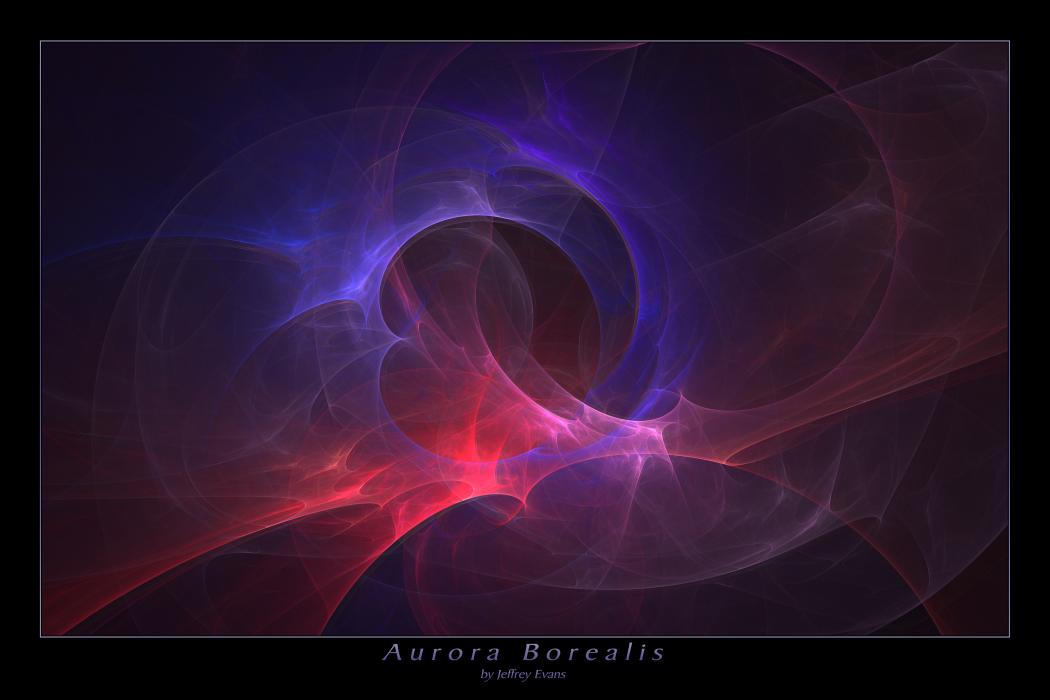 Aurora Borealis by Aeires