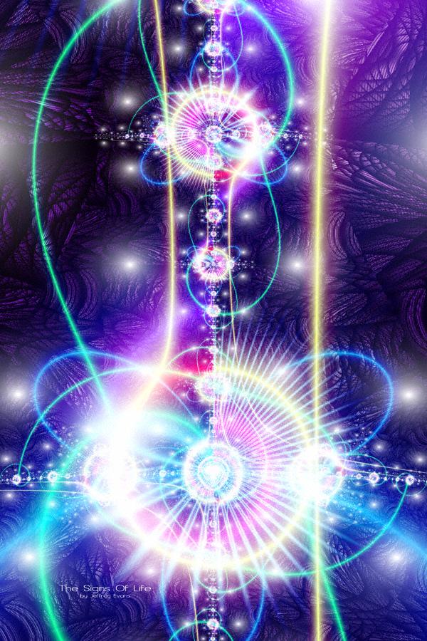 life fractal art