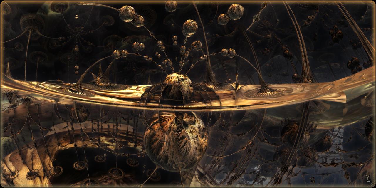 Agartha by Len1