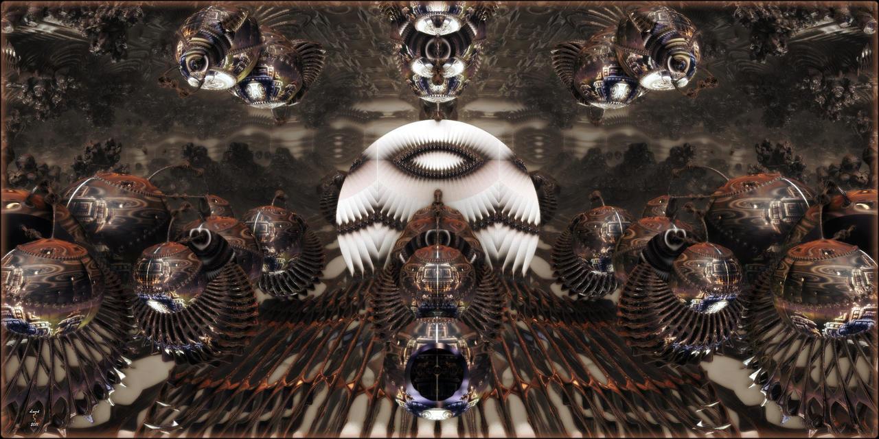 Influx by Len1