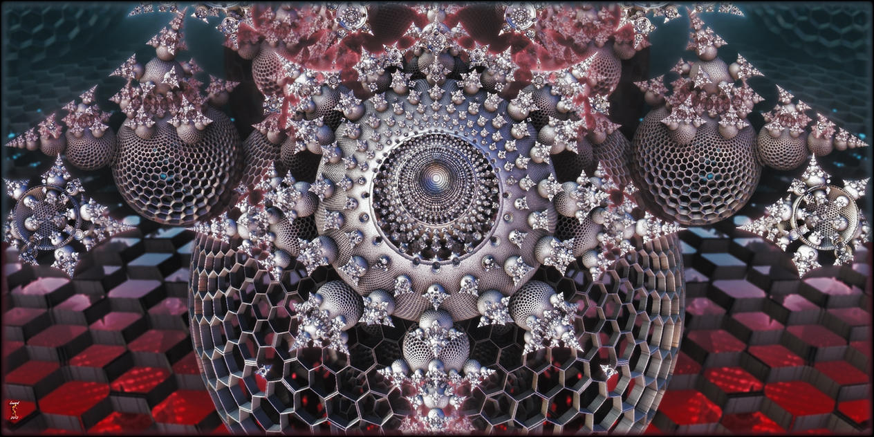 Swarm by Len1
