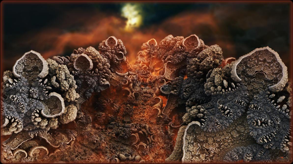 Mt. Doom by Len1
