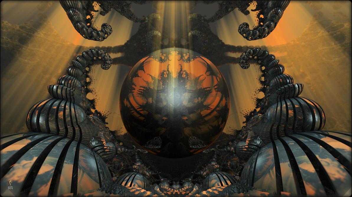 Dragon Ball by Len1