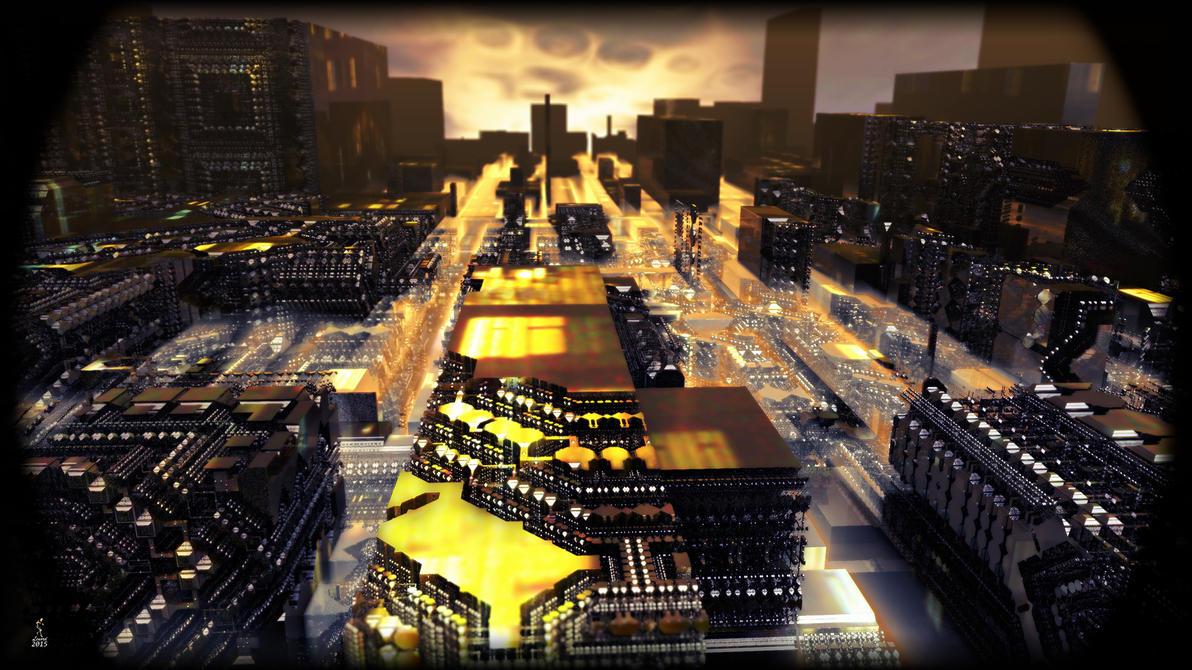 In City Dreams by Len1