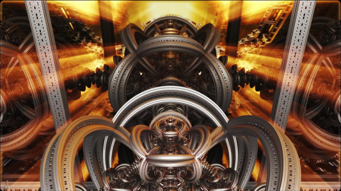 Machina Obscura V. len1 by Len1