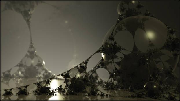 Kleinian Bubbles