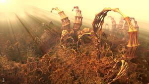 Heart of the Sunrise by Len1