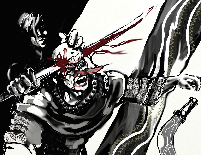 Fightinthedark by quintvc