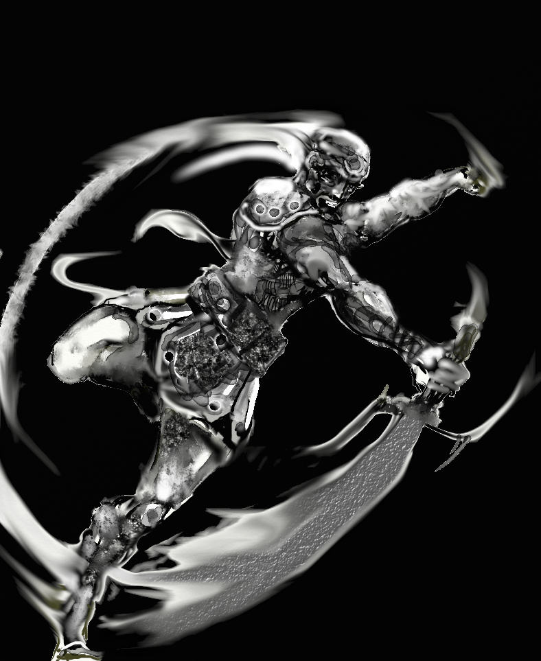 Sword-dancer
