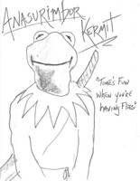 Anasurimbor Kermit by quintvc