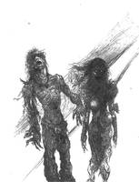the Walking Wed by quintvc