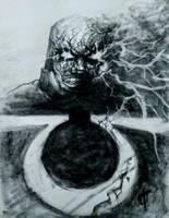 Darkseid redux by quintvc