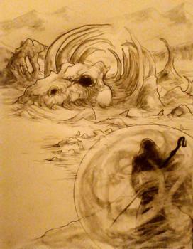 bones and the wraith
