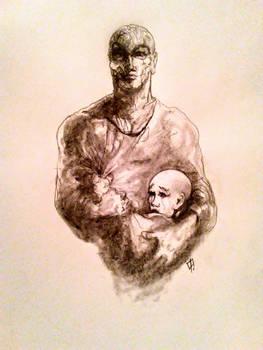 the survivor and the boy