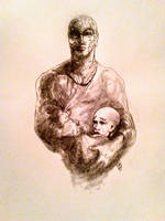 the survivor and the boy by quintvc