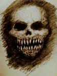 DocSW inspired skull