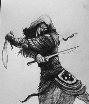 battle rogue