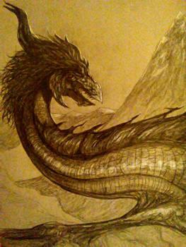 knife dragon