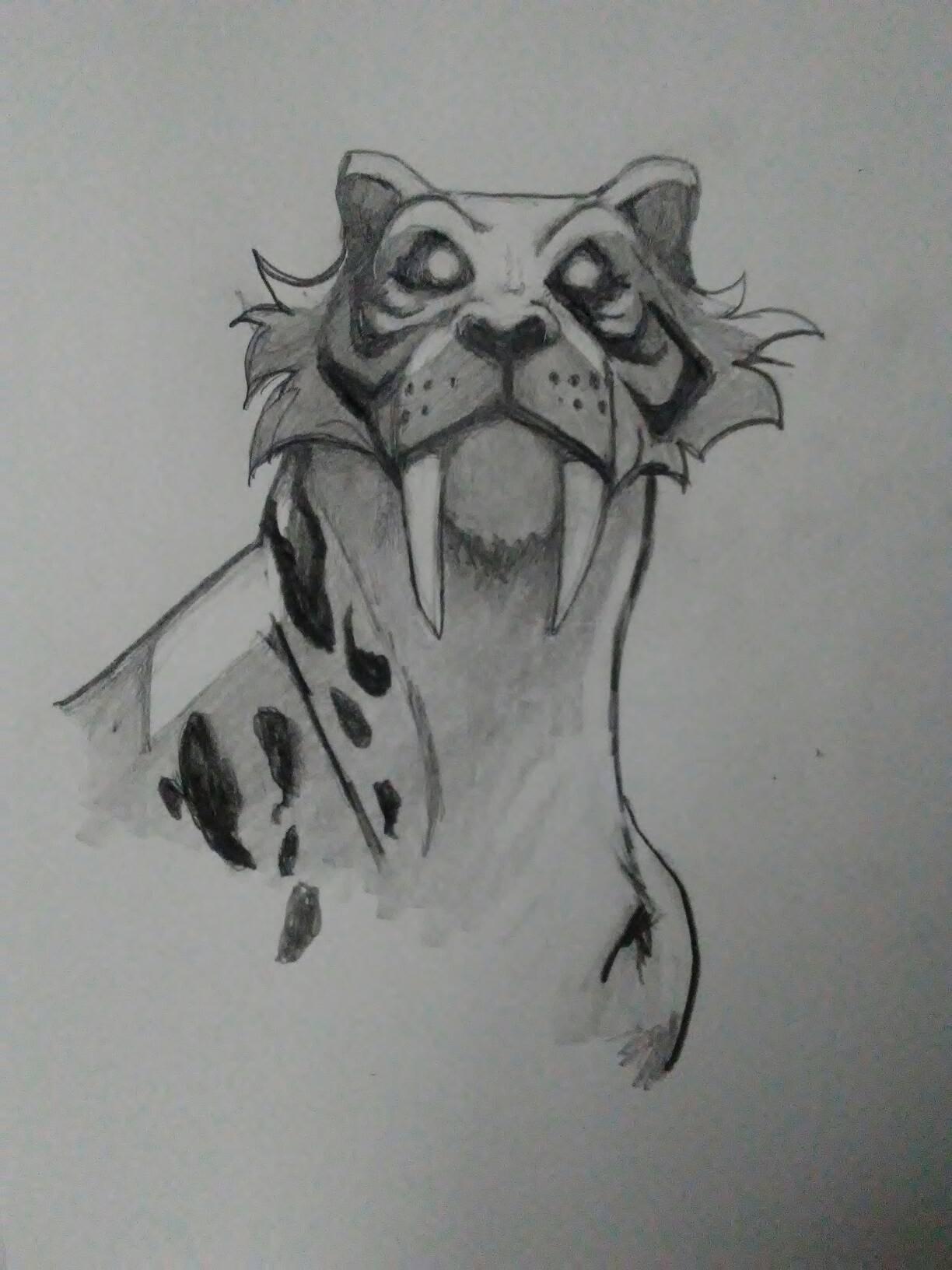 primal sabertooth