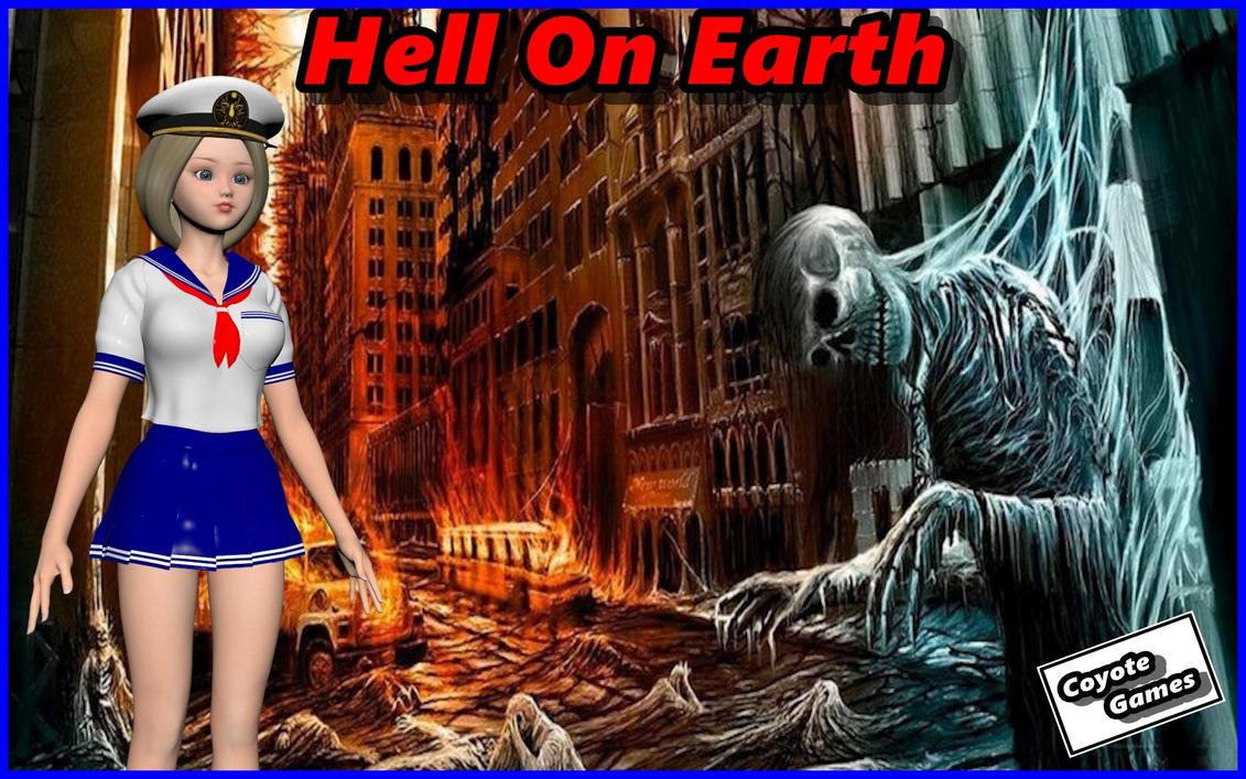 Hell On Earth (18+) by JorgeReynoso