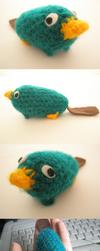 Perry the Fattypus by ichadoggi