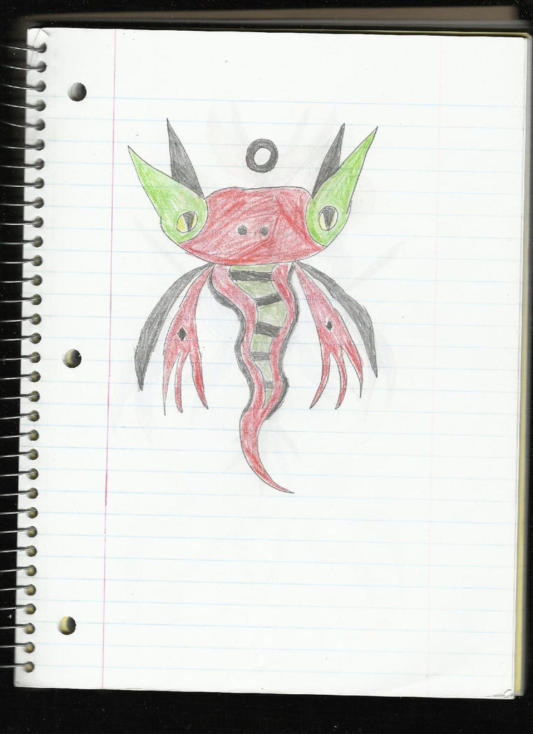 Creature 1 by darkone4587