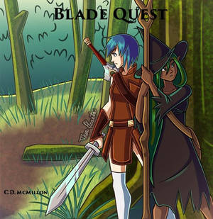 Blade Quest Vol.1 Cover