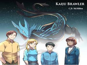 Kaiju Brawler Cover 1