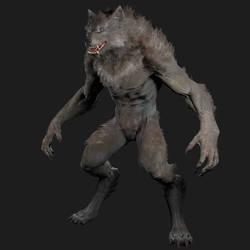Werewolf: The Apocalypse - Crinos