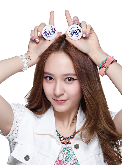 141106 Krystal Jung Render by grapixstranger on DeviantArt
