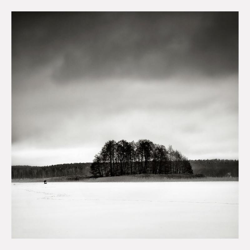 alone man by BelcyrPiotr