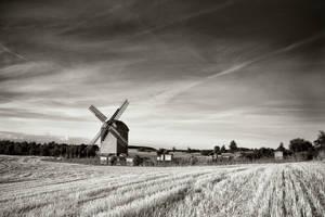 windmill by BelcyrPiotr
