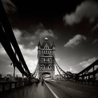 Tower Bridge by BelcyrPiotr