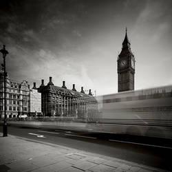 Big Ben by BelcyrPiotr