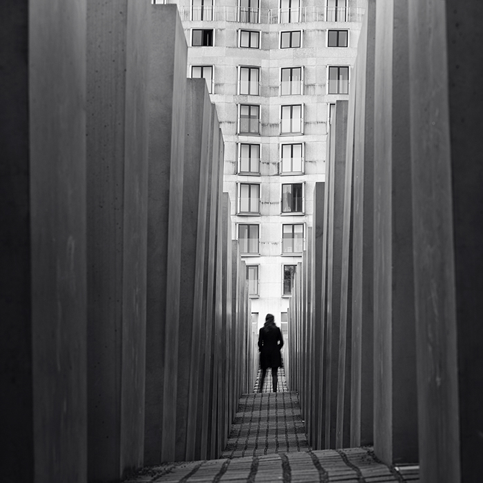 Holocaust-Mahnmal by BelcyrPiotr