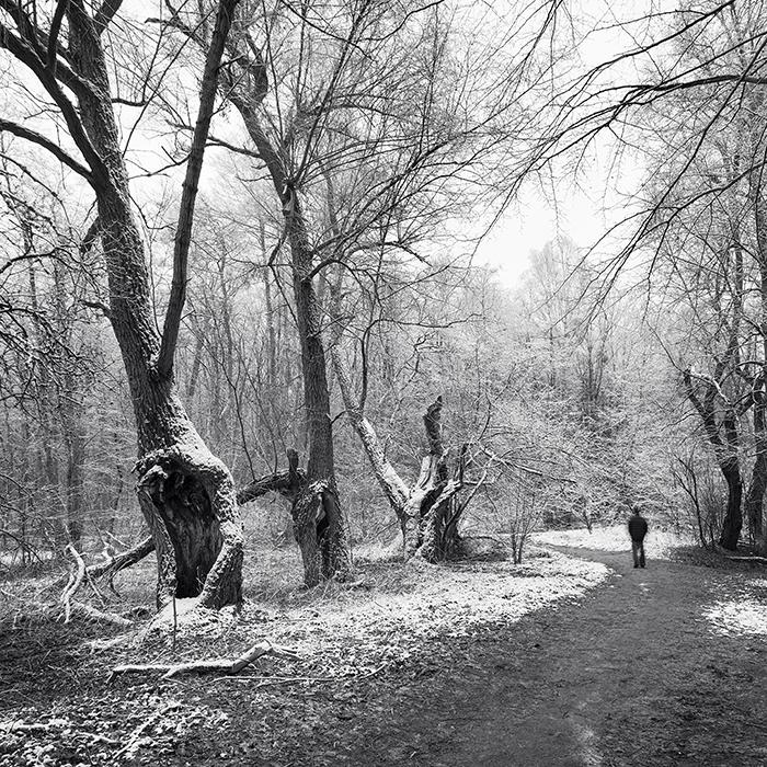 winter man by BelcyrPiotr