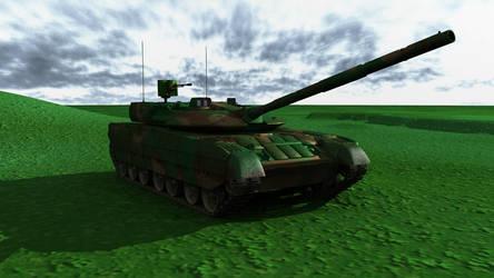 T95 Black Eagle by Ryyko