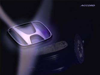 Honda Accord by Ryyko